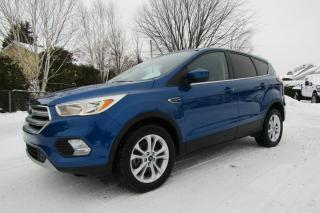 Used 2017 Ford Escape SE, Traction intégrale for sale in Thetford Mines, QC