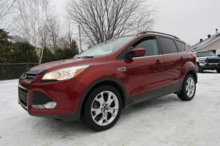 Used 2014 Ford Escape SE, Traction intégrale for sale in Thetford Mines, QC