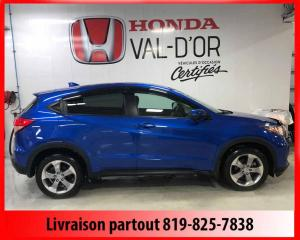 Used 2018 Honda HR-V EX Traction Intégrale CVT for sale in Val-D'or, QC