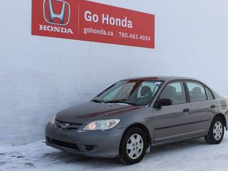 Used 2004 Honda Civic Sdn SE AUTO for sale in Edmonton, AB