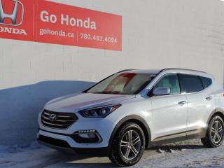 Used 2018 Hyundai Santa Fe Sport Premium 2.4l Awd for sale in Edmonton, AB
