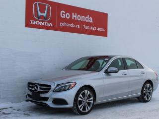 Used 2018 Mercedes-Benz C-Class C300 4MATIC for sale in Edmonton, AB