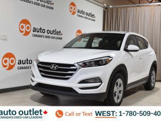 Used 2017 Hyundai Tucson Base 2.0L I4 Htd seats for sale in Edmonton, AB