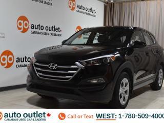 Used 2017 Hyundai Tucson Base Awd Backup cam B/T for sale in Edmonton, AB