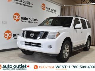 Used 2012 Nissan Pathfinder S 4.0L V6 4wd Third row Htd seats for sale in Edmonton, AB