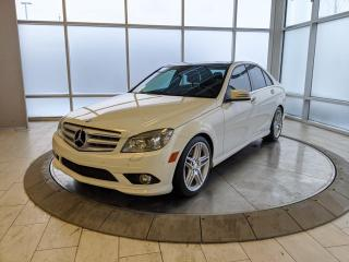 Used 2010 Mercedes-Benz C-Class C 350 for sale in Edmonton, AB