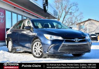 Used 2015 Toyota Camry ***RÉSERVÉ***LE UPGRADE SIÈGE CONDUCTEUR ÉLECTRIQUE, MAGS for sale in Pointe-Claire, QC