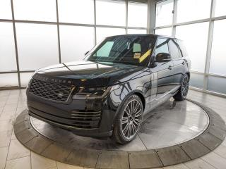 New 2020 Land Rover Range Rover LIMITED INVENTORY AVAILABLE! for sale in Edmonton, AB