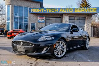 Used 2013 Jaguar XK XKR for sale in Mississauga, ON