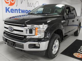 Used 2018 Ford F-150 XLT 4x4 with trailer brake assist, keyless entry and back up cam for sale in Edmonton, AB