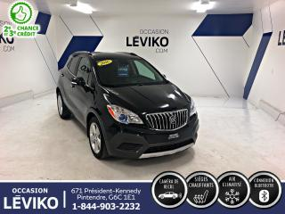Used 2016 Buick Encore FWD ** CAMERA + SIEGE CHAUFFANT** for sale in Lévis, QC
