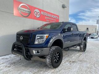 Used 2017 Nissan Titan XD for sale in Edmonton, AB