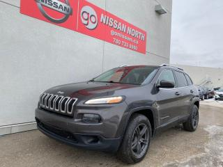 Used 2015 Jeep Cherokee North 4dr 4WD Sport Utility for sale in Edmonton, AB