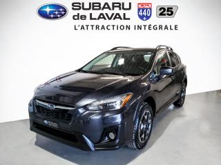 Used 2018 Subaru XV Crosstrek Sport for sale in Laval, QC