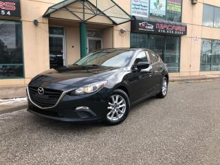 Used 2015 Mazda MAZDA3 GS**BACKUP CAM**NO ACCIDENT** for sale in North York, ON