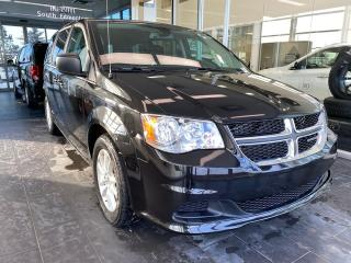 Used 2018 Dodge Grand Caravan SXT, DVD ENTERTAINMENT SYSTEM, BACK-UP CAMERA, BLUETOOTH for sale in Edmonton, AB
