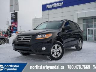 Used 2012 Hyundai Santa Fe GL AWD/V6/BLUETOOTH/HEATEDSEATS for sale in Edmonton, AB