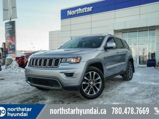 Used 2018 Jeep Grand Cherokee LTD NAV/LEATHER/SUNROOF/HEATEDSEATS/BACKUPCAM for sale in Edmonton, AB