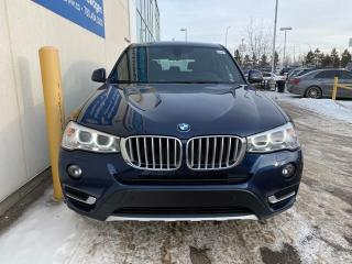 Used 2017 BMW X3 xDrive28i AWD - LEATHER / HEATED SEATS for sale in Edmonton, AB