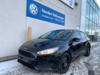 Used 2017 Ford Focus SE 5DR HB for sale in Edmonton, AB