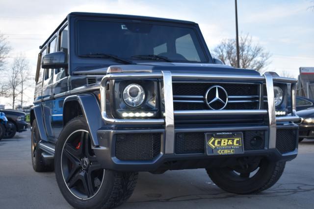 2014 Mercedes-Benz G-Class G 63 - NO ACCIDENTS - WINTER BLOWOUT!