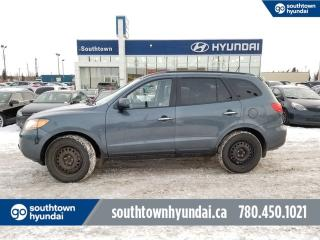 Used 2008 Hyundai Santa Fe LTD/AWD/HEATED SEATS/BLUETOOTH for sale in Edmonton, AB