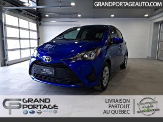 Used 2019 Toyota Yaris Hatchback LE 5 portes BM **Presque neuf** for sale in Rivière-Du-Loup, QC