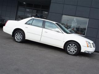 Used 2009 Cadillac DTS LEATHER|SUNROOF|CHROME WHEELS|BLUETOOTH for sale in Toronto, ON
