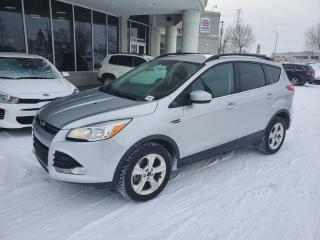 Used 2015 Ford Escape SE; BLUETOOTH, BACKUP CAMERA, HEATED SEATS AND MORE for sale in Edmonton, AB