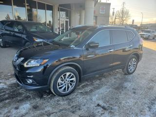 Used 2015 Nissan Rogue SL; AWD, NAVI, BLUETOOTH, BACKUP CAM, HEATED SEATS AND MORE for sale in Edmonton, AB
