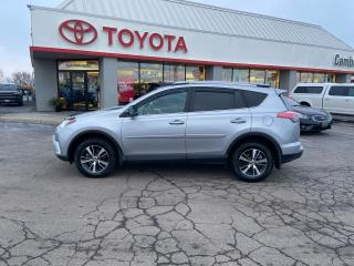 Used 2017 Toyota RAV4 XLE HEATED SEATS REVERSE PARKING CAMERA for sale in Cambridge, ON