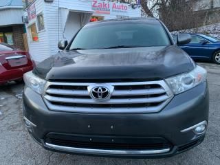 Used 2011 Toyota Highlander 2011 Highlander 7 Passengers/Clean Carfax/Safety included Price for sale in Toronto, ON