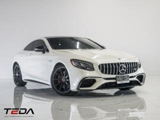 Used 2018 Mercedes-Benz S-Class AMG S 63 for sale in North York, ON