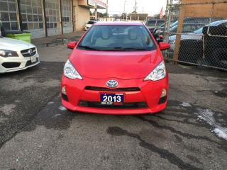 Used 2013 Toyota Prius c 5 Dr Auto Electric and Gas Hybrid for sale in Etobicoke, ON