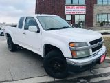 Photo of White 2009 Chevrolet Colorado