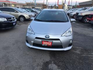 Used 2012 Toyota Prius 5 Dr Auto Electric and Gas Hybrid for sale in Etobicoke, ON