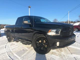 Used 2018 RAM 1500 BLACK EXPRESS MAGS 20 P for sale in St-Malachie, QC