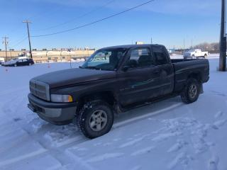 Used 1998 Dodge Ram 1500 EXTENDED CAB for sale in Edmonton, AB
