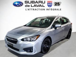 Used 2017 Subaru Impreza Commodité for sale in Laval, QC