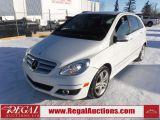 Photo of White 2011 Mercedes-Benz B-CLASS B200 4D HATCHBACK RWD 2.0L