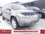 Photo of Brown 2004 Nissan Murano