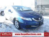 Photo of Blue 2013 Honda Civic