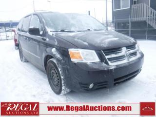 Used 2010 Dodge Grand Caravan SXT 4D Wagon FWD for sale in Calgary, AB