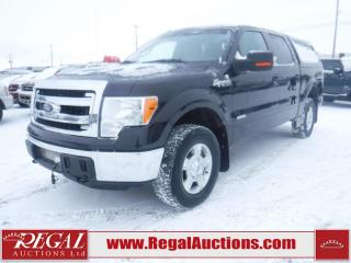 Used 2013 Ford F-150 XLT 4D SUPERCREW 4WD for sale in Calgary, AB