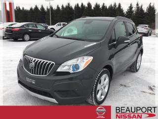 Used 2016 Buick Encore BASE FWD ***BALANCE GARANTIE*** for sale in Beauport, QC