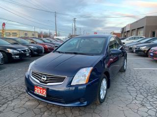 Used 2012 Nissan Sentra S for sale in Hamilton, ON