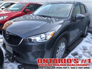 Used 2015 Mazda CX-5 BACKUP CAM,ONLY 55,860 MKS !!! for sale in Toronto, ON