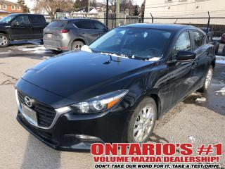 Used 2017 Mazda MAZDA3 BACKUP CAM,HEATED SEATS !!! for sale in Toronto, ON