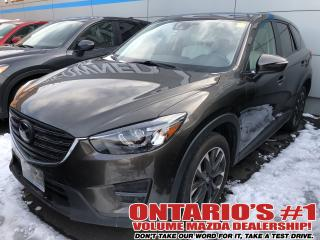 Used 2016 Mazda CX-5 GT,AWD,NAV,SUNROOF,LEATHER INT !!! for sale in Toronto, ON