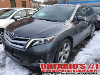 Used 2016 Toyota Venza AWD,NAV,PANORAMIC ROOF LEATHER !!! for sale in Toronto, ON